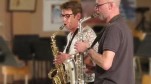 Classe de saxophone