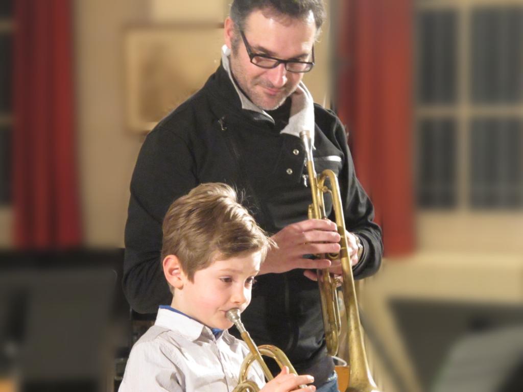 photo trompette
