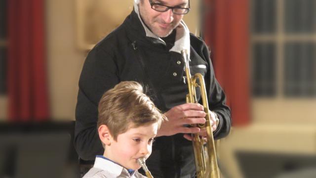 Classe de trompette