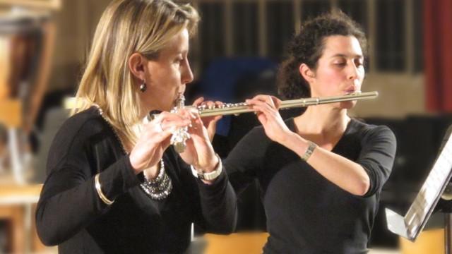 Classe de flûte traversière