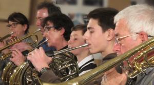 Classe d'orchestre avec école Fanart – 26 juin 2015