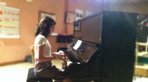 Classe de piano