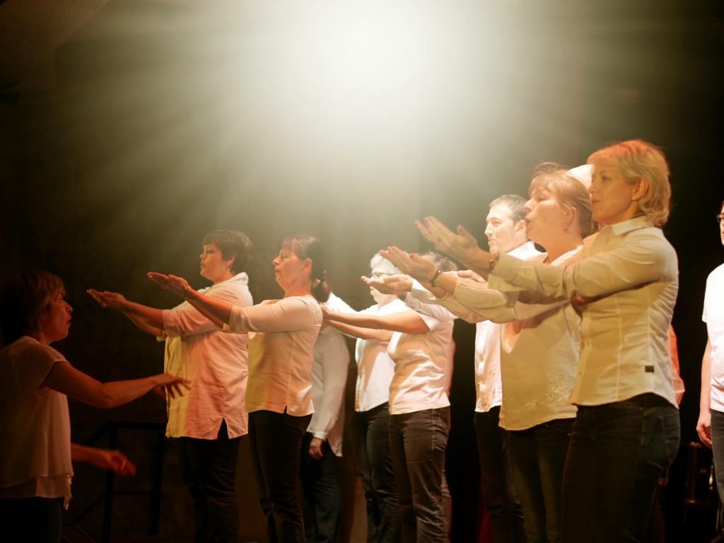 Chorale l'apprenti chanteur