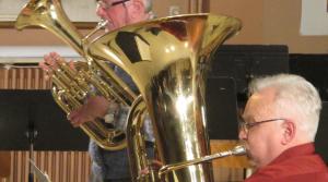 Classe de trombone – tuba