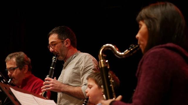 Classe de clarinette